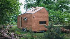 Een 'tiny house'
