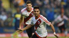 Il River Plate saccheggia la Boca e riapre i giochi in Argentina - http://www.contra-ataque.it/2017/05/15/boca-river-superclasico-argentina.html