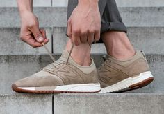 The New Balance 247 Dawk Till Dusk Pack will release May featuring 4 new colorways of the popular lifestyle model. Asics, New Balance, Sneakers, Model, Shoes, Fashion, Tennis, Moda, Slippers