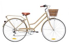 #reid #reidcycles #reidvintagebike #vintagebike #classicbike #newvintagebike #goldbike #coffeebike #goldvintagebike #prettybike #vintagebikebasket #coolbike #beautifulbike #bikelove #womenscycling #bikebabe #ladiesbike