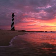 Cape Hatteras Lighthouse. Visit Fort Bragg Leisure Travel Services for information. http://www.fortbraggmwr.com/recreation/leisure-travel-services/