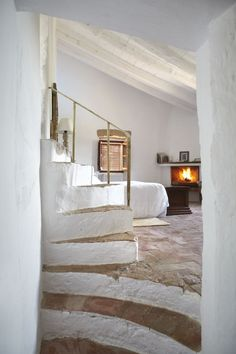 Can Casi A charming country hotel on the Costa Brava … – … - DIY Traumhaus Interior And Exterior, Interior Design, Interior Sketch, Interior Stairs, Luxury Interior, Earth Homes, My Dream Home, Interior Inspiration, Beautiful Homes