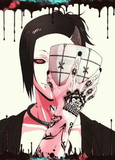 ▪ Uta ▪ ウタ ▪ Tokyo Ghoul ▪ 東京喰種- ▪