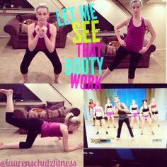 Brazil Butt Lift  For more motivation & inspiration follow my on FB & IG Lauren Schulz Fitness   www.beachbodycoach.com/laurenschulz
