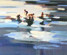 """Saatchi Art Artist Elizabeth Lennie; Painting, """"Halcyon Days"""" #art"""
