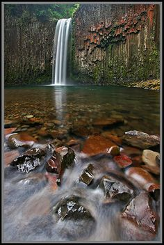 Abiqua falls Oregon.I want to visit here one day.Please check out my website thanks. www.photopix.co.nz