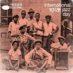"""Check out """"International Jazz Day 2017"""" by DJ2tee on Mixcloud"""