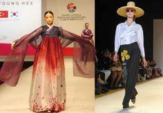 modern hanbok wedding - Google Search