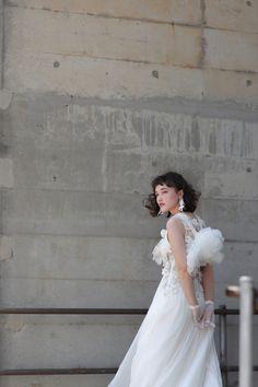 Wedding photo/Bridal/ウェディングフォト/結婚式前撮り Girls Dresses, Flower Girl Dresses, Wedding Photos, Bridal, Wedding Dresses, Flowers, Fashion, Dresses Of Girls, Marriage Pictures
