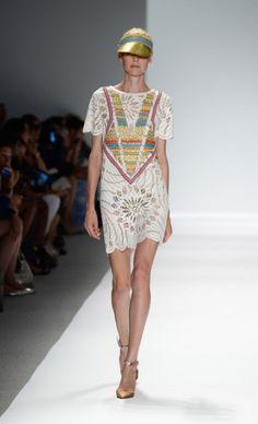 Mercedes-Benz Fashion Week : CUSTO BARCELONA