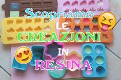 Scopriamo le creazioni in resina #6 - ACQUARI & PRINCIPESSE   Sissy's Cr...