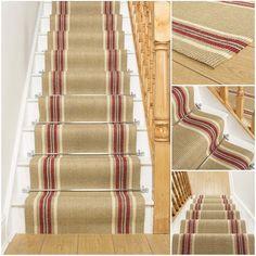 morocco fez sisal kersaint cobb natural stair staircase carpet runner rug mat