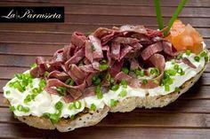 La PARRUSSETA, tapas y tostas en Ruzafa | DolceCity.com