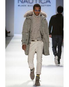 Liking the Nautica fall line - GQ Editors' Picks from New York Fashion Week 2013: Fashion Shows: GQ