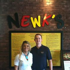 Newk's Restaurant - Thanks for your support!