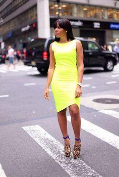 Angela Simmons In New York City