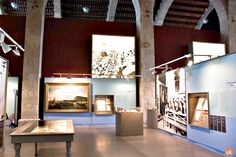 The Maritime Museum of Barcelona - the shipyards - is a collection of all the maritime history of the city, from antique vessels to maps and temporary exhibitions. Barcelona Tourism, Maritime Museum, Seaside, Boats, Backgrounds, Collections, Culture, History, Furniture