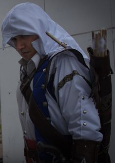 Connor Kenway, Assassin´s Creed III