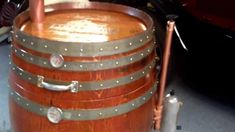 Build a Smoker From a Whiskey Barrel - Google Search