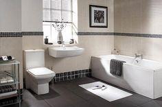 ¿Cómo hacer para que el baño luzca como nuevo? Algunos tips http://www.habitamos.com.ar/banos/como-limpiar-el-bano.html