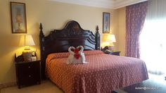 Riu Palace Riviera Maya, suite. King or 2 double beds can be requested