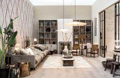 Woonkamer vtwonen huis op de vt wonen & design beurs | Fotografie Sjoerd Eickmans | Styling Carlein Kieboom, Liza Wassenaar