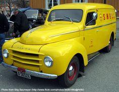 1956 Volvo PV833