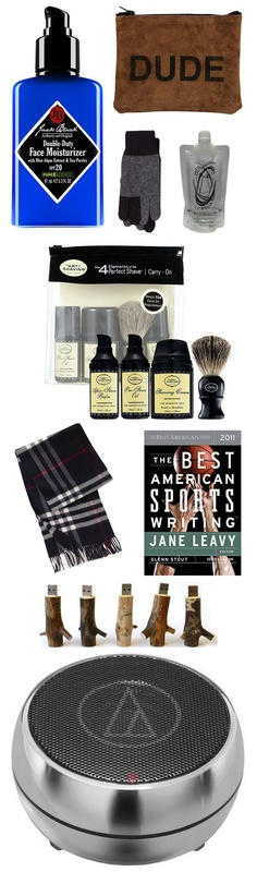 #holiday #gift #guide #presents #for #him #men #guys #flask #shaving via The Style Umbrella blog