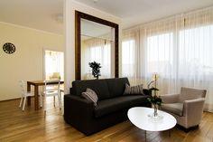 Vinársky hotel - obývačka v apartmáne