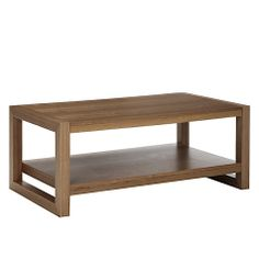 Buy John Lewis Logan Coffee Table, Natural Online at johnlewis.com