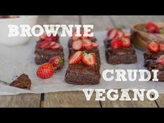 Brownie Crudivegano| Made by Choices - YouTube