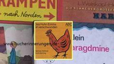 Das Huhn Emma ist verschwunden von Hannes Hüttner aus der Reihe ABC Ich kann lesen - www.bucherinnerungen.de