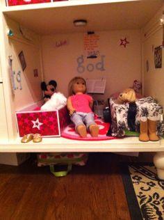 Fresh 18 Inch Doll Room