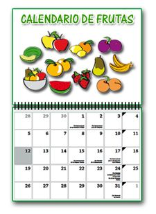Calendario de temporada de frutas en España