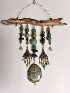 Driftwood Mobiles from the Northwest by NorthwestSpindrift