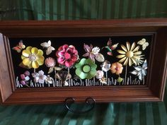 Vintage Jewelry Flowers Paradise by DazzlingMerrie on Etsy
