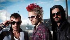 ▲ Shannon, Jared + Tomo ▲