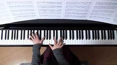バッハ カノン ピアノ - YouTube