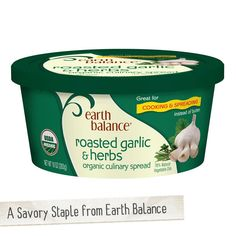A Savory Staple from Earth Balance | Made Just Right by Earth Balance #vegan #earthbalance