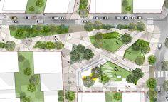 Landscape Gardening Examples few Landscape Architecture Design Tips Landscape Architecture Design, Landscape Plans, Architecture Plan, Urban Landscape, Landscape Fabric, Landscape Designs, Design D'espace Public, The Plan, How To Plan
