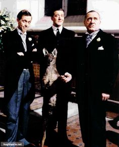 Photo of Jeeves and Wooster for fans of Jeeves and Wooster.