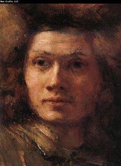 rembrandt van rijn   Rembrandt van rijn Details of The polish rider