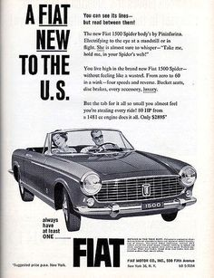 A Fiat new to the U.S.