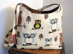 Hootie Owl handmade purse giveaway!