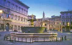 Roma - Piazza Farnese
