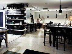 Artek - Projects - Contract Projects - Sushi + Wine restaurant, Helsinki Finland