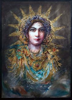 Mitra, Persian Sun Goddess
