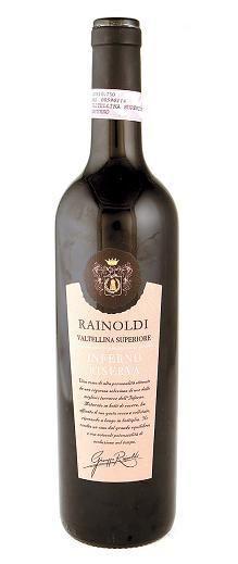 2007 Rainoldi Valtellina Superiore 'Inferno Riserva'