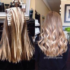 LIGHTER&BRIGHTERRR! #highlights#balayage#babylights#blondes#blondebalayage#curls#paulmitchell#redkin#solaris#hairpainting#hairstylistsinoc#beachyhair#beach#faceframing#pop#moneypiece#sparkle#allyshawatkinshair
