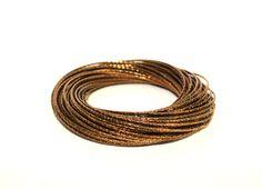 Rings of Hope Bracelet (Handmade in India) - $15.00  http://workofworth.org/products/rings-of-hope-bracelet
